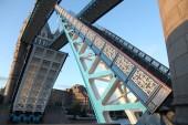 Open Tower Bridge — Stock Photo
