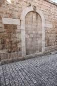Buildings in old city of Jerusalem — Stockfoto