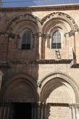 Building in old city of Jerusalem — ストック写真