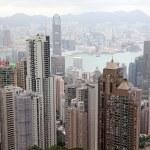 Hong Kong city view — Stock Photo #67611327