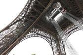 Torre Eiffel em paris — Fotografia Stock