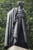 Statue of George Canning — Stock Photo