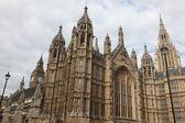 Słynny pałac Westminster — Zdjęcie stockowe
