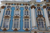 Details of Catherine Palace buildings — Stock Photo