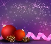 Christmas background card — Stock Vector