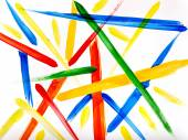Abstract colorful strips — Stock Photo