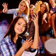 Band playing musical  instrument. — Stock Photo #73867715