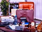 Business interior  in office. — Foto Stock