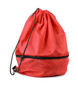 Drawstring bag — Stock Photo