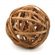 Wicker sphere — Stock Photo #57249507