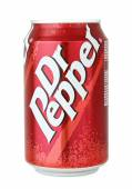 Dr Pepper — Stock Photo