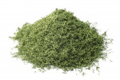 Dried dill — Stock Photo