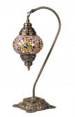 Lampa stołowa Vintage — Zdjęcie stockowe