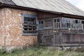 Abandoned house — Stock Photo