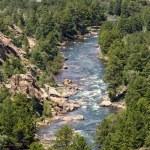 Arkansas River in Colorado — Stock Photo #52301657