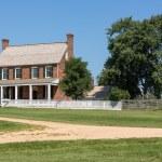 Clover Hill Tavern at Appomattox National Park — Stock Photo #52900051