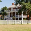 McLean House at Appomattox Court House National Park — Stock Photo #52901437