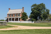 Clover Hill Tavern at Appomattox National Park — Stock Photo