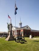 County Court House Appomattox Virginia — Stock Photo