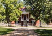 Appomattox County Courthouse National Park — Stock Photo