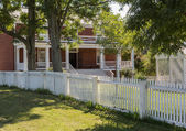 McLean House at Appomattox Court House National Park — Stock Photo