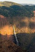 Waimea Canyon Kauai island Hawaii — Stock Photo