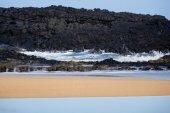 Lumahai beach in Kauai — Stock Photo