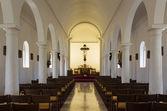 Oldest Catholic church on Kauai — Stock Photo