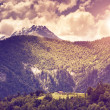Magical mountain landscape — Stock Photo #53797485