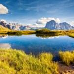 Magical mountain landscape — Stock Photo #53797569