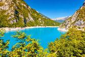 The Piva river in Montenegro — Stock Photo