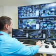 Security video surveillance — Stock Photo #51837501