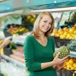 Woman shopping fruits — Stock Photo #52491473