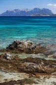 Mediterranean Sardinia sea beach — Stock Photo