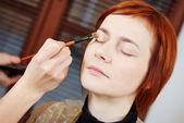 Makeup eye shadow — 图库照片
