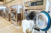 Laundry services — Stock Photo