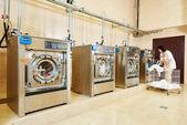 Laundry service — Stock Photo