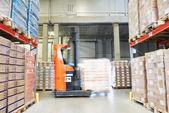 Modern big warehouse — Stock Photo