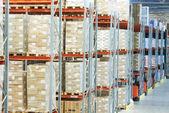 Moderm warehouse — Stock Photo