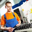 Worker at tool workshop — Stock Photo #75720881