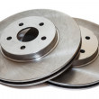 Two brake disks — Stock Photo #59537953