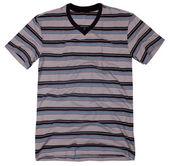 Mens t-shirt isolated on white background. — Stockfoto