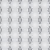 Tile geometric seamless pattern. Vector illustration — Stockvektor