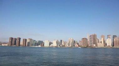 New York Midtown — Stockvideo