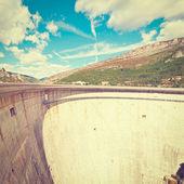 The Dam — Stock Photo