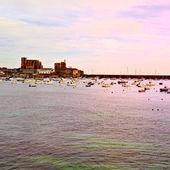 Quiet Harbor — Stock Photo