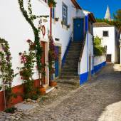 Ciudad portuguesa — Foto de Stock
