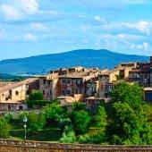 Medieval City — Stock Photo