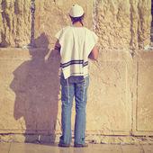 Western Wall — Stok fotoğraf