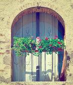 Italian Window  — Stock Photo